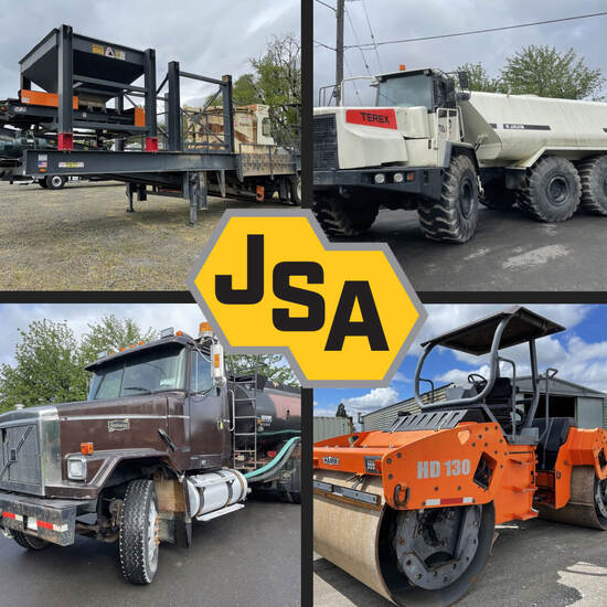 Heavy Equipment Timed Auction