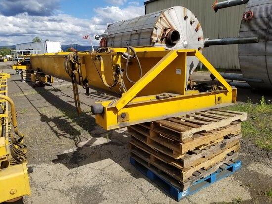 P&H 5 Ton Gantry Crane