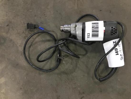 Black & Decker 1180 VSR Holgun Drill