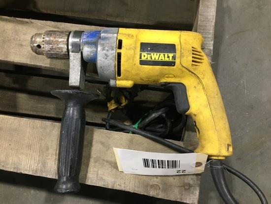 Dewalt DW231 VSR Drill