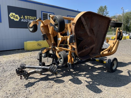 Woods 7144RD Towable Bat Wing Mower