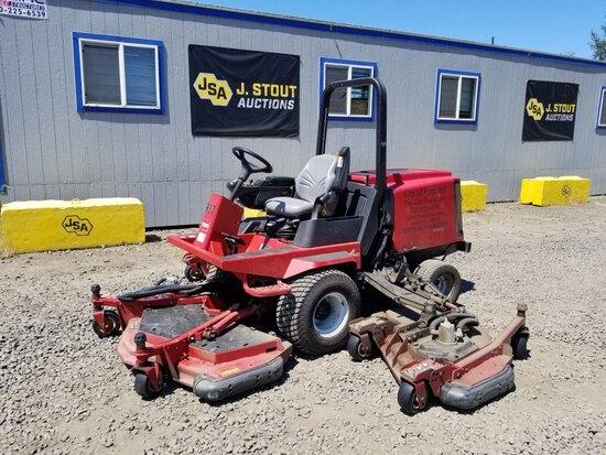 2014 Toro 4000-D 4x4 Grounds Mower