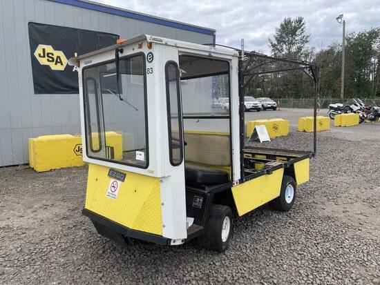 EZ Go XI-875 Utility Cart