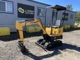2021 AGrotk YM10 Mini Hydraulic Excavator