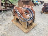 Contech Hydraulic Plate Compactor
