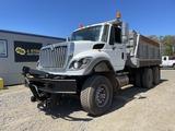 2010 International 7600 Workstar T/A Dump Truck