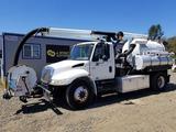 2003 International 4300 SBA Vacuum Truck