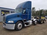 2011 Mack CXU613 Tri-Axle Truck Tractor