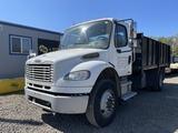 2010 Freightliner M2-106 Flat Bed Dump Truck