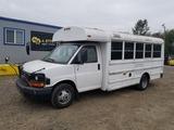 2008 GMC Savana Shuttle Bus