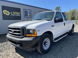 2001 Ford F250 XL SD Extra Cab Pickup