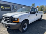 2000 Ford F250 XL SD Extra Cab Pickup