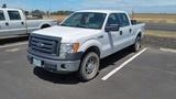 2011 Ford F150 XL 4x4 Crew Cab Pickup