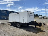 2000 Sullair 1200H Towable Air Compressor
