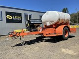 1980 Utility HLIW1000 Towable Pressure Washer
