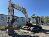 2014 Takeuchi TB1140 Hydraulic Excavator