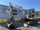 2006 Takeuchi TB145 Mini Hydraulic Excavator