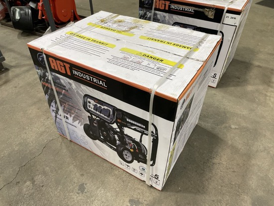 2021 AGT 12000GE Generator
