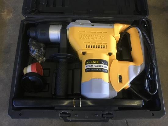 2021 Husky 11218 SDS Rotary Hammer