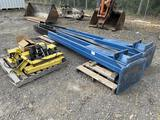 Ford Smith AG15 Twin Post Auto Lift