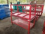 Metal Work Bench, Qty. 2