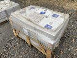 Travertine Mosaic Tiles, 52 Boxes