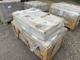 Travertine Tiles, 72 Boxes