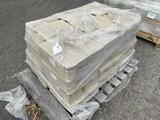 Stone & Tumbled Polished Tile, 24 Boxes