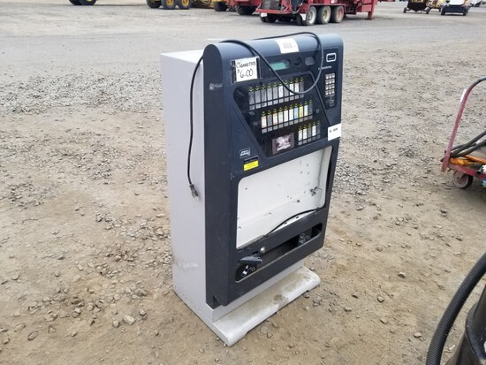 International Cigarette Vending Machine