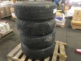 Goodrich LT245/75R17 Tires w/ rims