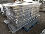 Industrial Gray Shelving