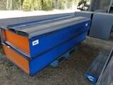 Industrial Shelving Units, Qty. 2