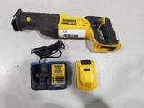 Dewalt DCS380 Wireless Reciprocating Saw