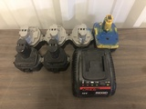 Assorted Power Tool Batteries