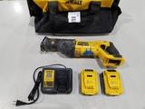 Dewalt  DCS380 Reciprocating Saw