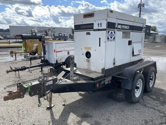 Multiquip DCA-45SSIU3 Towable Generator