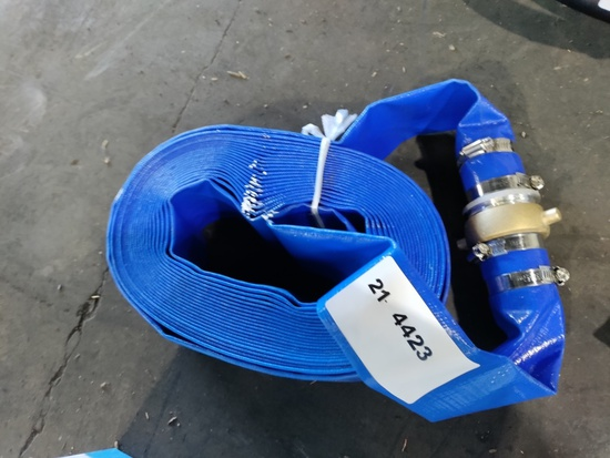 2021 Discharge Water Hoses, Qty. 2