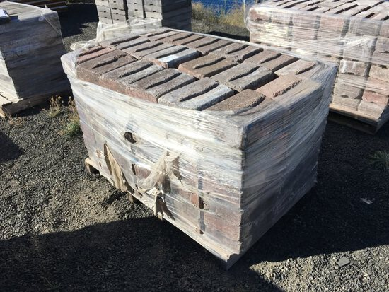 Double Sided Wall Block, Qty. 126