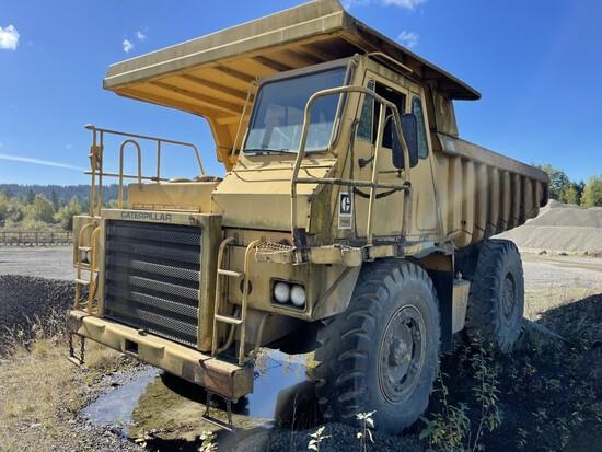 Caterpillar 769C Ridgid Frame Haul Truck