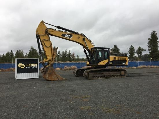 2008 Caterpillar 345C Hydraulic Excavator