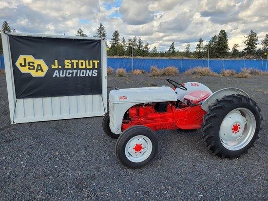 1951 Ford 8N-B Utility Tractor