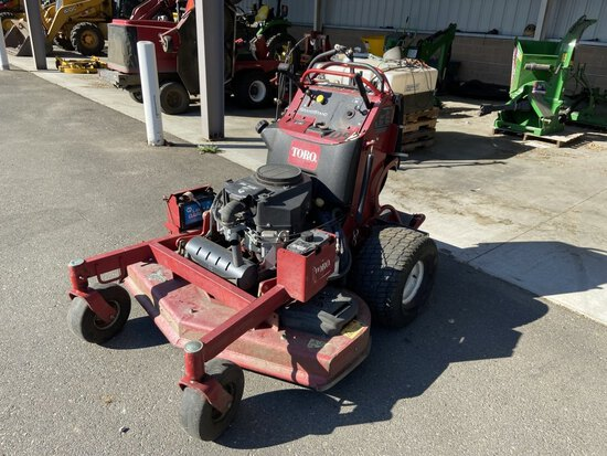 2013 Toro Grandstand Stand Up Riding Mower