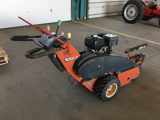 2005 Ditch Witch 1030 Walk Behind Trencher