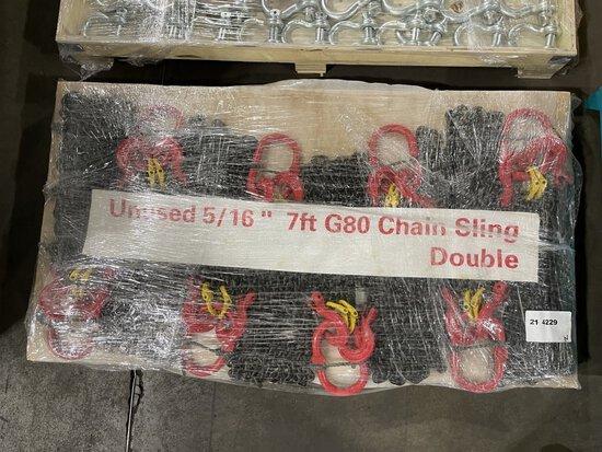 2021 Great Bear Double Leg Chain Sling