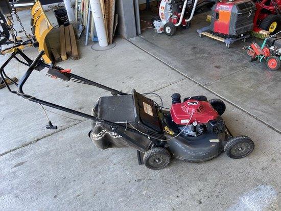Honda HRC216 Push Mower