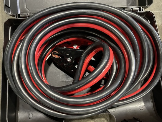 2021 Heavy Duty Booster Cables