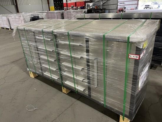 2021 Steelman 7ft10d Workbench