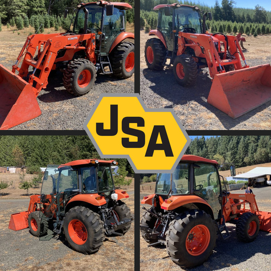 Heavy Equipment & Commercial Truck Timed Auction