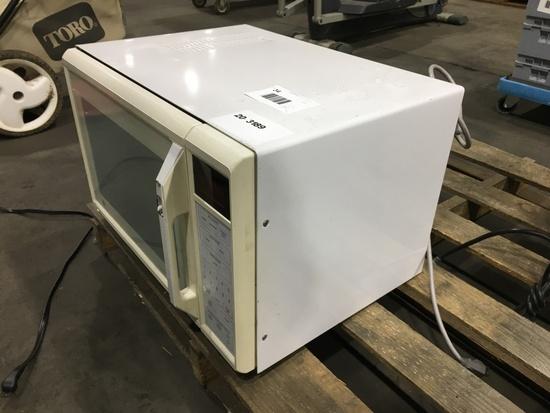 General Electric Jet 344J-001 Microwave