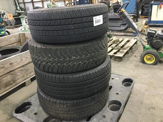 Goodyear Tires, Qty. 4